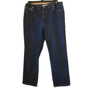 Tommy Hilfiger high rise mom jeans